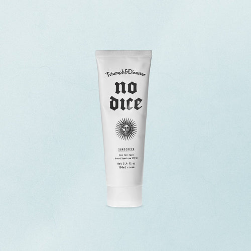 Triumph & Disaster No Dice Sunscreen