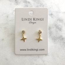 Load image into Gallery viewer, Lindi Kingi Star Stud Earrings