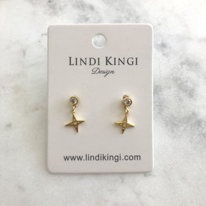 Lindi Kingi Star Stud Earrings