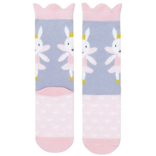 Billy Loves Audrey Girls Midi  Socks