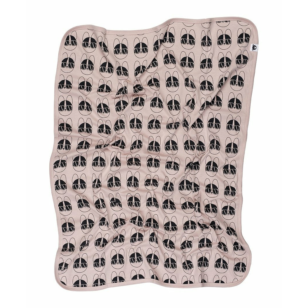 Huxbaby French Shades Blanket
