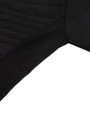 ORORO Men Heated Hooded Jacket