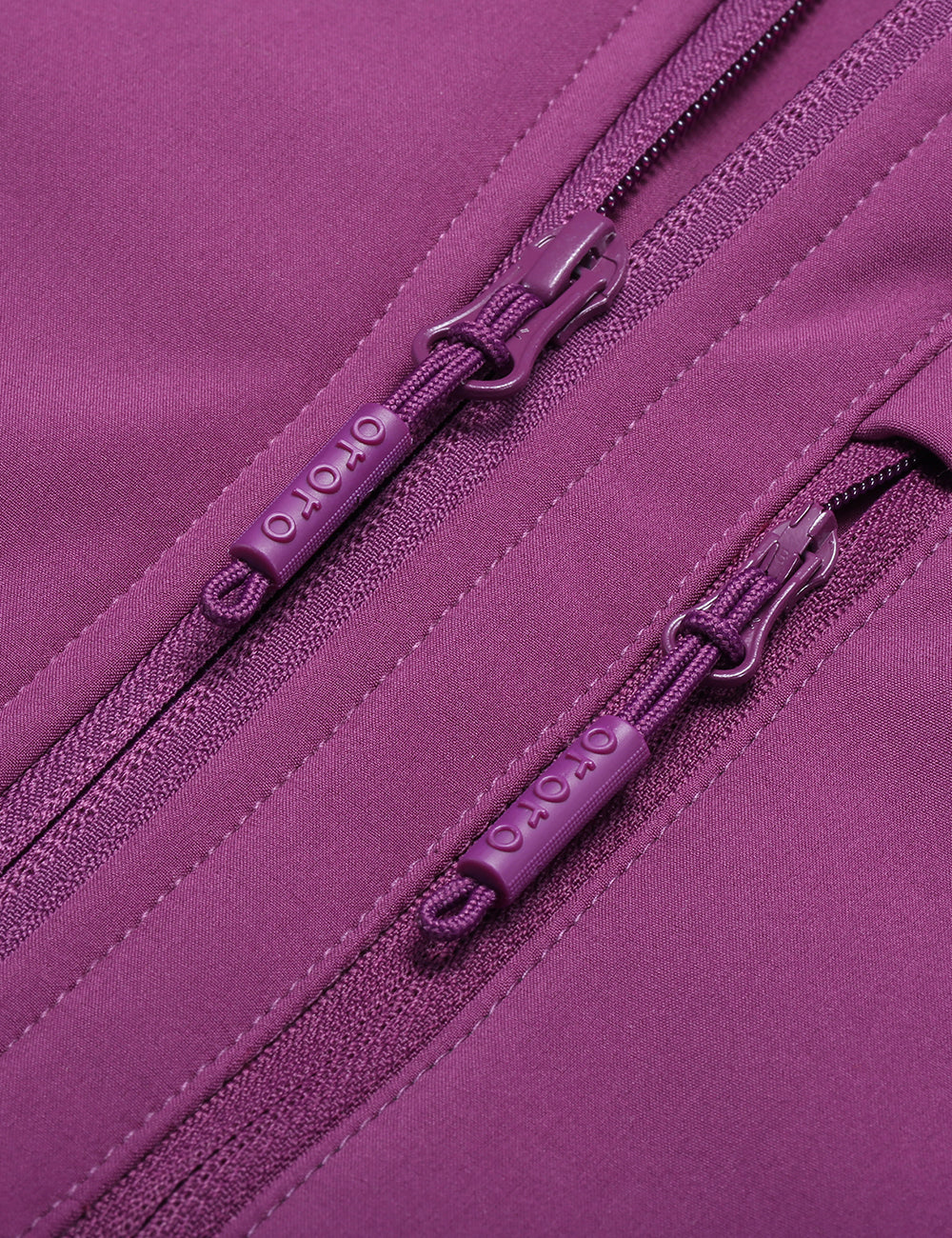 Women's Heated Jacket - Purple