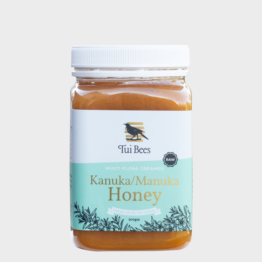 Kanuka / Manuka Honey