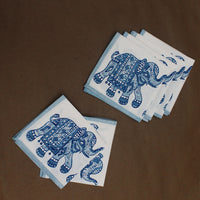 Placement Napkin (Elephant)- Set of 6