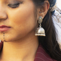 Mughal Art earrings