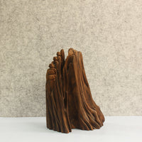The Men in the Mountain, a beautiful decor piece made from driftwood