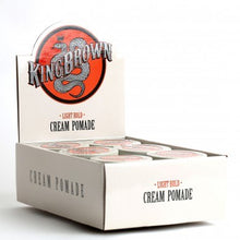 Load image into Gallery viewer, King Brown Cream Pomade