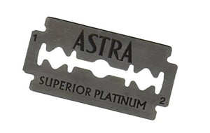 Astra Platinum | Double Edge 100pk