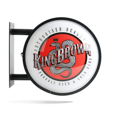 King Brown Pomade Dealer Lightbox