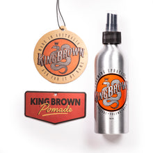 Load image into Gallery viewer, King Brown Pomade Air Freshener 30-pk