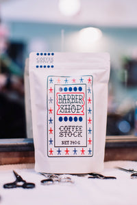 Barber Shop Coffee Stock