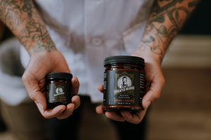 Educated Beards | Beard Balm in Balsam Eclipse