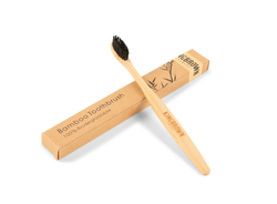 King Brown Pomade Biodegradable Bamboo Toothbrush