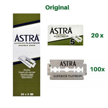 Load image into Gallery viewer, Astra Platinum | Double Edge 100pk