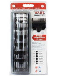 Wahl 8-Pack Cutting Guides Multi Coloured
