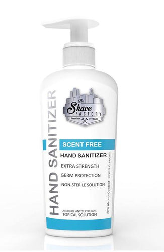 The Shave Factory Hand Sanitizer 13.5oz