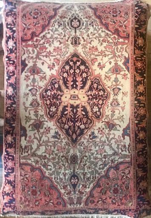 ANTIQUE TABRIZ