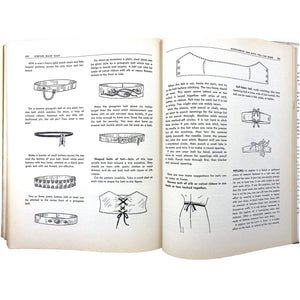 kristina iulo | a private vintage collection Collection of Three Vintage Sewing Dressmaking Books 1950 1960 1970