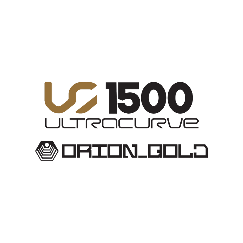 ULTRACURVE 1500 Orion Gold Ltd Edition