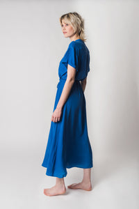 KIMMY DRESS NEBULAS BLUE - WE BANDITS