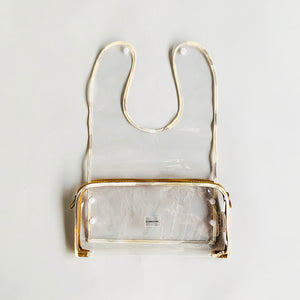 Bib bag_transparent_camouflage
