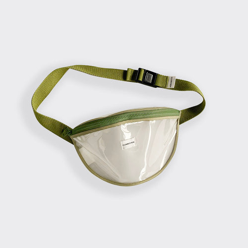 Belt bib_avocado green_without bib