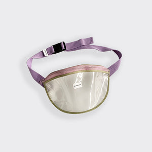 Belt bib_taro purple_without bib