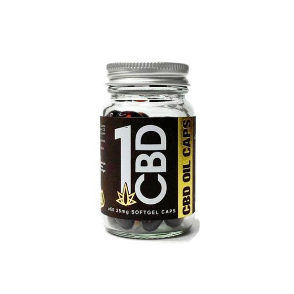 CBD Oil Capsules UK