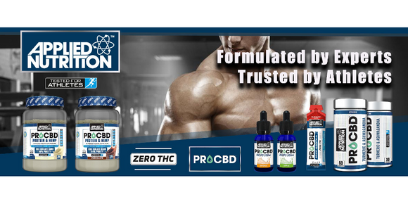 Applied Nutrition Pro CBD