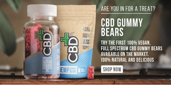 SHOP THE BEST FULL-SPECTRUM CBD GUMMIES
