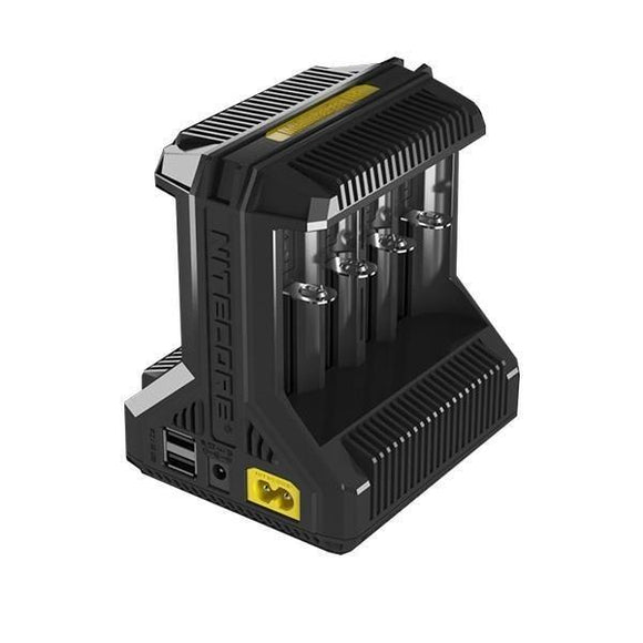 Nitecore New i8 Multi-Slot IntelliCharger - Lovely Liquid