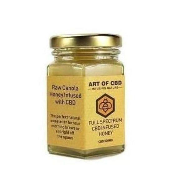 Art of CBD Full Spectrum 300mg CBD Honey - Lovely Liquid