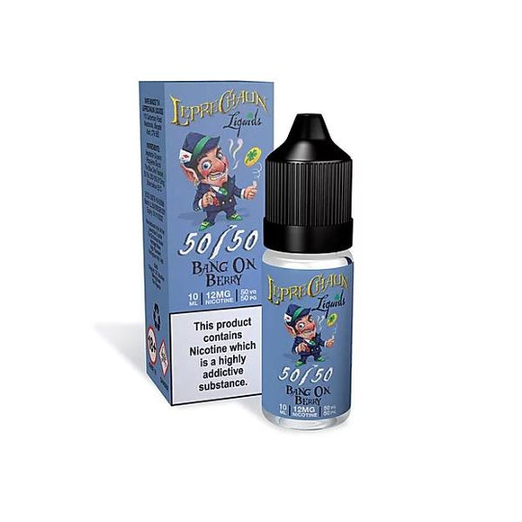 Leprechaun Liquids 12mg 10ml (50VG/50PG)