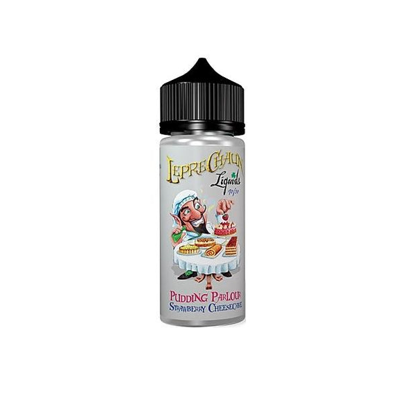 Leprechaun Pudding Parlour 120ml (80ml Shortfill + 4 x 10ml Nic Shots) (70VG/30PG)