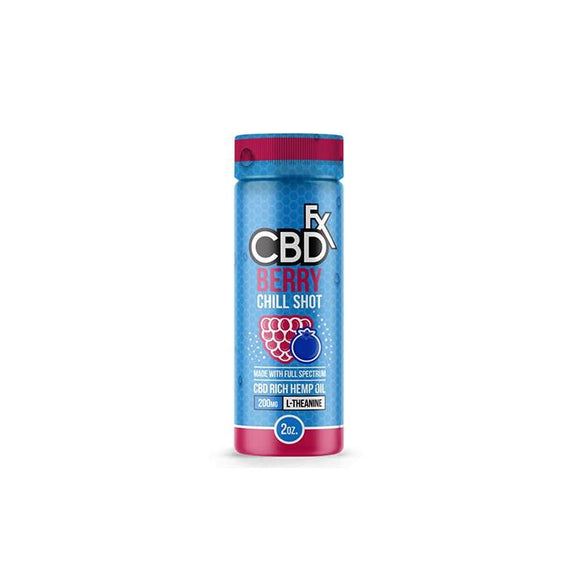 CBDfx Drink –  Berry CBD Chill Shot