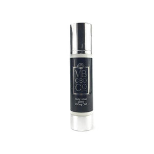 VB CBD CO 100ml 200mg Body Lotion