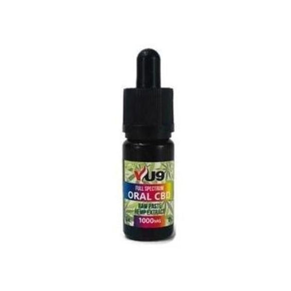 VU9 1000mg CBD Full-Spectrum Oral Oil 10ml