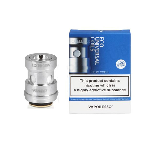 Vaporesso ECO Universel EUC CCELL Coil - Lovely Liquid