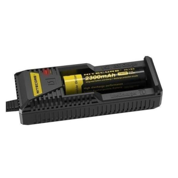 Nitecore i1 EGO IntelliCharger - Lovely Liquid