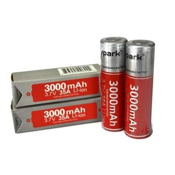 Vpark 18650 3000mAh Battery - Lovely Liquid