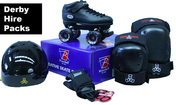Fresh Meat Roller Derby Package HIre