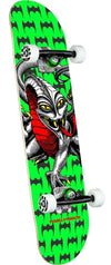 Powell Peralta Cab Dragon One Off Green Complete Skateboard - 7.75 x 31.08