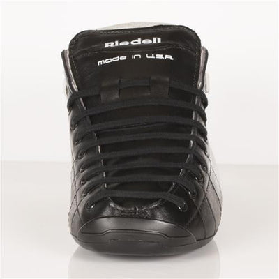 Riedell Solaris Black Boot Only - Skatescool Australia