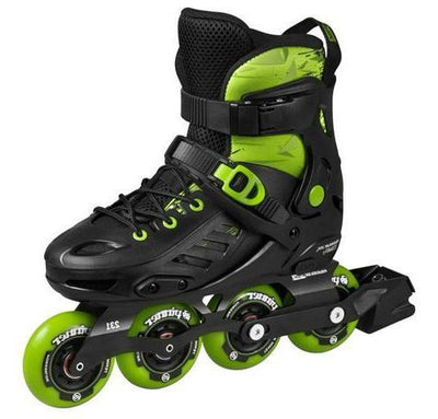 POWERSLIDE KHAAN JR ADJUSTABLE FSK INLINE - Skatescool Australia