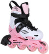 POWERSLIDE KHAAN JUNIOR LTD PINK INLINE SKATES