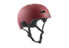TSG EVOLUTION HELMET - Satin Oxblood - Skatescool Australia