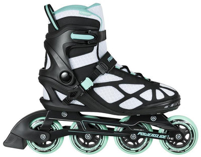 POWERSLIDE ONE LANCER WOMENS INLINE SKATES - Skatescool Australia