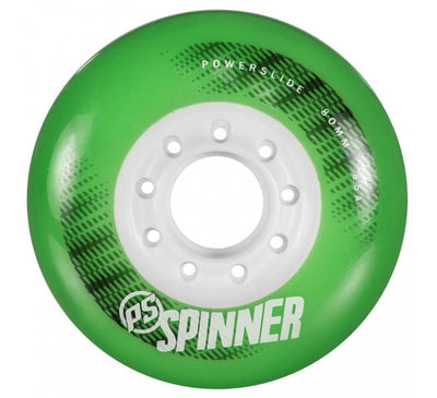 POWERSLIDE SPINNER WHEELS 80MM 85A 4 PACK