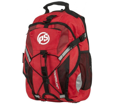 POWERSLIDE FITNESS BACKPACK RED - Skatescool Australia